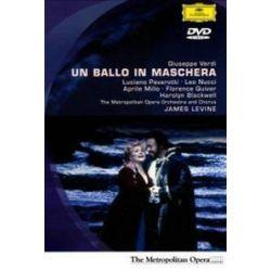 Musik: Un Ballo In Maschera (GA)  von Dirigent:  James Levine von Pavarotti, Millo, Levine, Ausführende:  Metropolitan Opera Orchestra, Metropolitan Opera Chorus, Luciano Pavarotti, Leo Nucci, Aprile