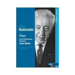 Musik: Rubinstein spielt Chopin  von Artur Rubinstein, Zubin Mehta, IPO