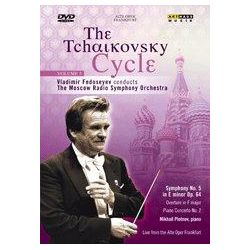 Musik: Tchaikovsky Cycle Vol.5  von Fedoseyev, Moscow Radio Symphony Orchestra, Pletnev, Moskau RSO, Mikhail Pletnev
