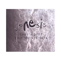Musik: The Movie Box 1981-2007  von Genesis