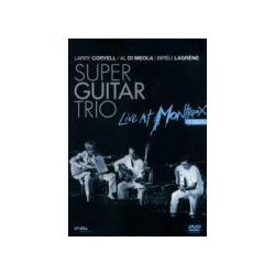 Musik: Live At Montreux 1989  von Super Guitar Trio
