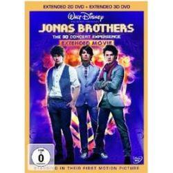 Musik: Jonas Brothers: Das ultimative 3D Konzerterlebnis  von Bruce Hendricks von Jonas Brothers