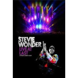 Musik: Stevie Wonder - Live At Last (Blu-Ray)  von Hamish Hamilton von Stevie Wonder