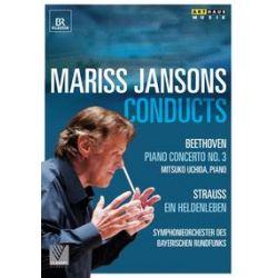 Musik: Mariss Jansons dirigiert  von Brian Large von Symphonieorchester des Bayerischen Rundfunks, Anton Barachovsky, Mitsuko Uchida
