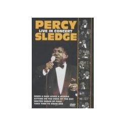 Musik: Percy Sledge/Live In Concert  von Percy Sledge