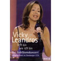 Musik: Ich Bin wie Ich Bin - das Jubiläumskonzert  von Vicky Leandros