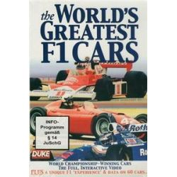 Musik: The Worlds Greatest F1 Cars