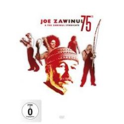 Musik: Joe Zawinul & The Zawinul Syndicate - 75th - DVD  von Joe & The Zawinul Syndicate Zawinul