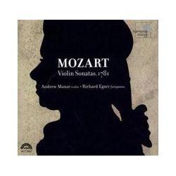Musik: Violin Sonatas,1781  von A. Manze, R. Egarr