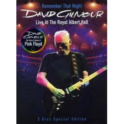Musik: Remember That Night-Live At The Royal Albert Hall  von David Gilmour
