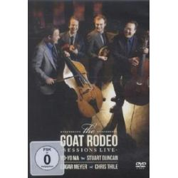 Musik: The Goat Rodeo Sessions Live  von Chris Thile, Edgar Meyer, Stuart Duncan, Yo Yo Ma