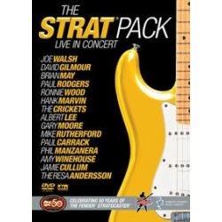 Musik: Strat Pack,The:Live In Concert  von Joe Walsh, Ron Wood, Amy Winehouse, Jamie Cullum, David Gilmour