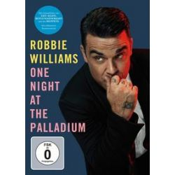 Musik: Robbie Williams-One Night at the Palladium  von Robbie Williams
