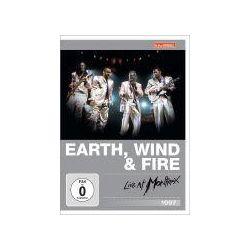 Musik: Live At Montreux 1997 (Kulturspiegel Edition)  von Earth Wind & Fire