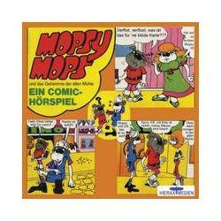 Musik: Mopsy Mops und das Geheimnis der alten Mühle  von Konrad Halver von Oliver Kalkofe