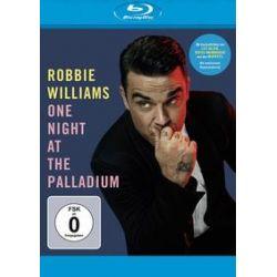 Musik: Robbie Williams-One Night at the Palladium BD  von Robbie Williams