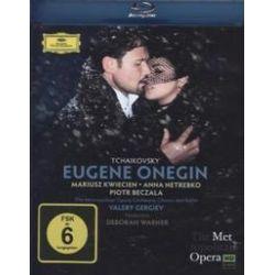Musik: Tschaikowski: Eugen Onegin  von Netrebko Anna, Metropolitan Opera Orchestra, Beczala, Kwiecien, Gergiev, MOO