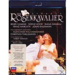 Musik: Strauss:Der Rosenkavalier (Blu-Ray)  von Ian Fleming, Kaufmann, Thielemann
