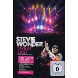 Musik: Stevie Wonder - Live At Last (Amaray)  von Stevie Wonder