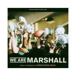 Musik: We Are Marshall  von OST, Christophe (Composer) Beck