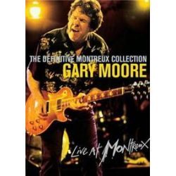 Musik: The Definite Montreux Collection-Live At Montreux  von Gary Moore