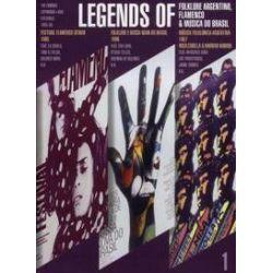 Musik: The Famous Lippmann + Rau Festivals Vol. 1: Legends of Folklore Argentino, Flamenco & Musica do Brasil  von The Famous Lippmann+Rau Festivals Vol.1