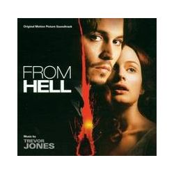 Musik: From Hell  von OST, Trevor (Composer) Jones