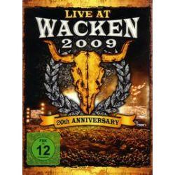 Musik: Wacken 2009-Live At Wacken Open Air  von Saxon, Der-W, Running Wild, In Extremo, Doro, Subway To Sally
