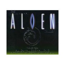 Musik: The Alien Trilogy  von OST, Royal Scottish National Orchestra, Goldsmith, Horner, Goldenthal