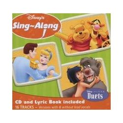 Musik: Disneys Sing-Along/Duets  von OST