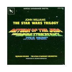 Musik: Star Wars Trilogy  von OST, The Utah Symphony Orchestra, John (Composer) Williams