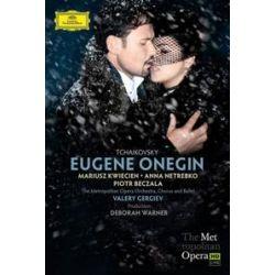 Musik: Tschaikowski: Eugen Onegin  von Metroplitan Opera Orchestra, Gergiev, Beczala, Kwiecien, Netrebko Anna, MOO