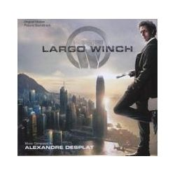 Musik: Largo Winch  von OST, Alexandre (Composer) Desplat