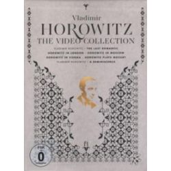 Musik: Vladimir Horowitz: The Video Collection  von Vladimir Horowitz