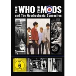 Musik: The Who,The Mods And The Quadrophenia Connection  von The Who