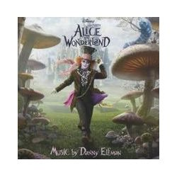 Musik: Alice In Wonderland  von OST, Danny Elfman