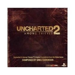 Musik: Uncharted 2: Among Thieves (Ost)  von OST