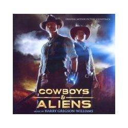 Musik: Cowboys And Aliens  von OST, Harry Gregson-Williams