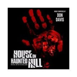 Musik: House On The Haunted Hill  von OST, Don (Composer) Davis