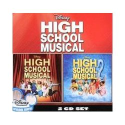 Musik: High School Musical 1+2  von OST
