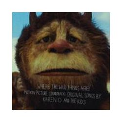 Musik: Where The Wild Things Are (Wo Die Wilden Kerle...)  von OST, Karen O., Karen O And The Kids