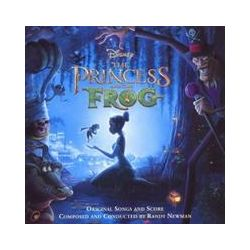 Musik: The Princess And The Frog (Engl.Original Version)  von OST