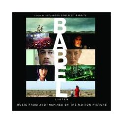 Musik: Babel-Music From The Motion Picture  von OST
