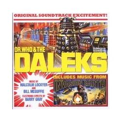 Musik: Doctor Who & The Daleks  von OST-Original Soundtrack