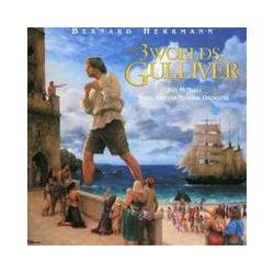 Musik: The 3 Worlds Of Gulliver  von OST, Bernard (Composer) Herrmann
