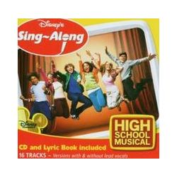 Musik: Disneys Sing-Along/High School Musical  von OST