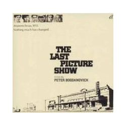 Musik: The Last Picture Show  von OST, Peter Bogdanovich