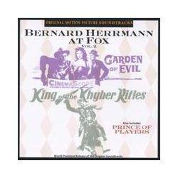 Musik: Bernard Herrmann At Fox Vol.2  von OST, Bernard (Composer) Herrmann