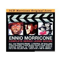 Musik: Complete Sergio Leone Movies  von OST, Ennio Morricone