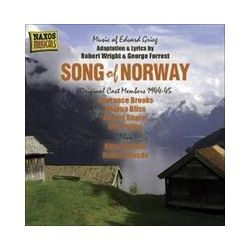 Musik: Song Of Norway  von Brooks, Bliss, Shafer, Petina